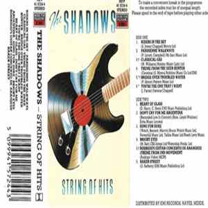 The Shadows - String Of Hits mp3