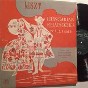 Orchester Der Wiener Staatsoper, Hans Swarowsky - Liszt, Hungarian Rhapsodies No. 1, 2, 3 And 6 mp3